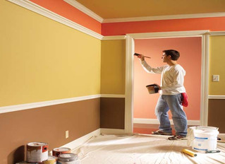 """Painting your Interior Walls!               """" What goes on before the paint """""""