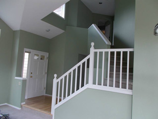 Selecting the correct paint sheen for your home