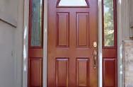 Cost to paint a front door