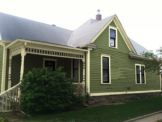 How to help prevent exterior paint from fading