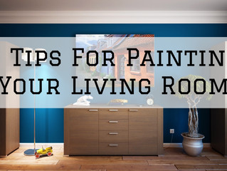 7 Tips For Painting Your Living Room in St. Helens, OR