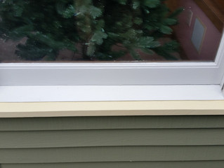 Replacing a Rotted Wood Window Sill
