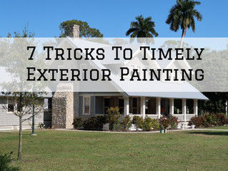 7 Tricks To Timely Exterior Painting in Scappoose, OR