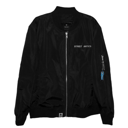Corporate Bomber Jacket