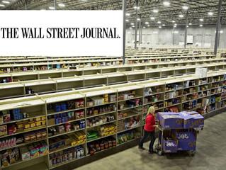 Walmart Execs Scatter after Jet.com Purchase