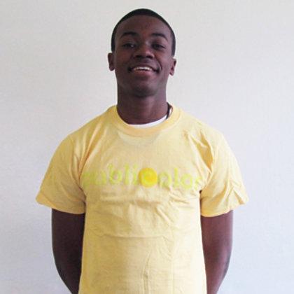 Publicolor Adult T-Shirt - Yellow