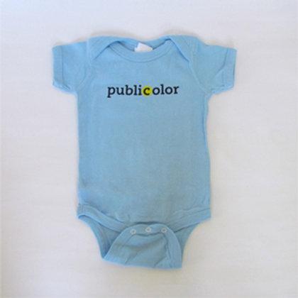 Publicolor Onesies - Blue