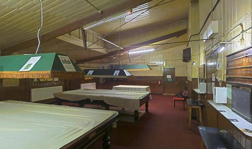Poolhall 1