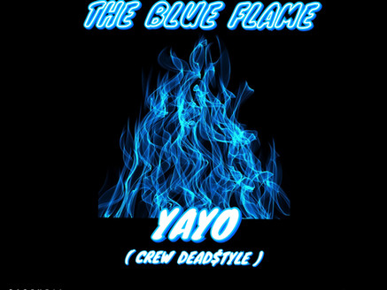 YAYO - The Blue Flame