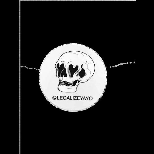 YAYO sticker