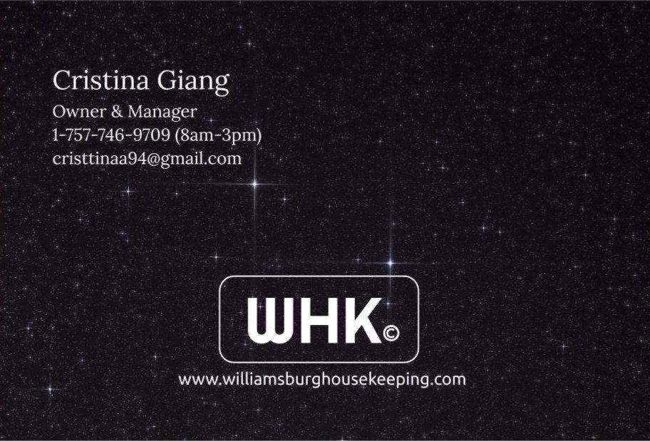 Cristina%20Sviriniuc's%20Housekeeping%20