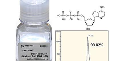 [CD6000] SMOChem™ dGTP Solution - Sodium Salt (100 mM)