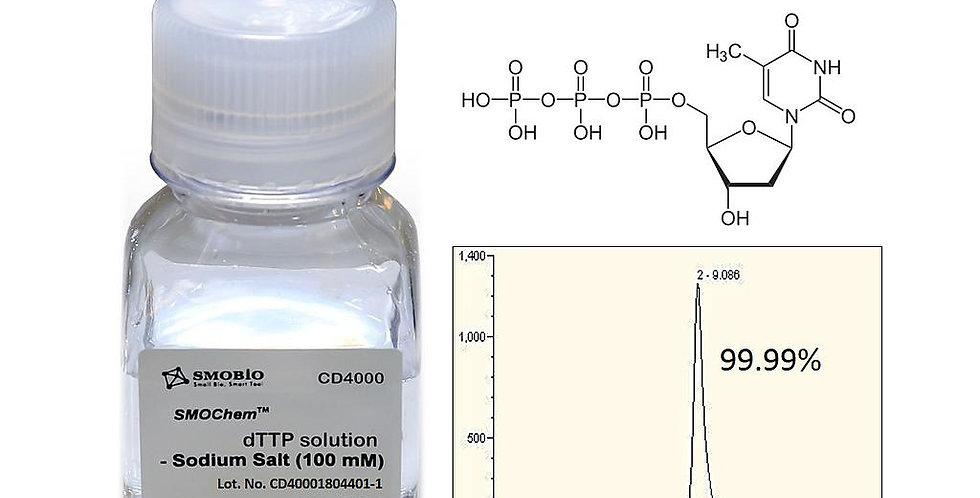 [CD4000] SMOChem™ dTTP Solution - Sodium Salt (100 mM)
