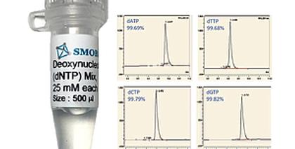 [CD1020] SMOChem™ Deoxynucleotide (dNTP) Mix 25 mM each (100 mM total), 500 µl