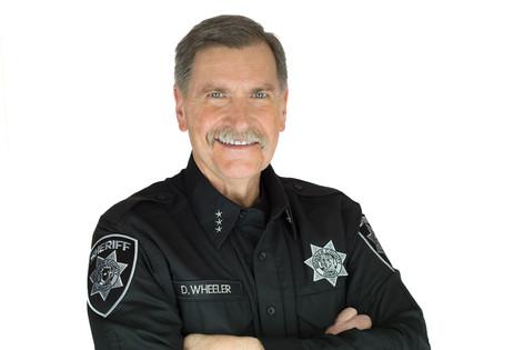 Sheriff Daryl Wheeler