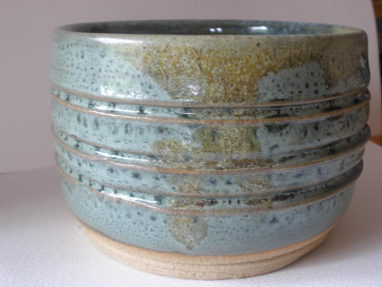 Dish Light Blue Pottery