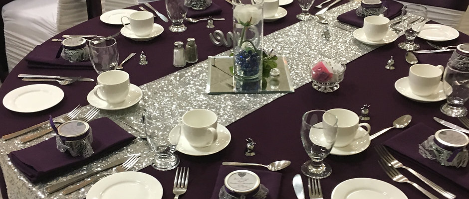 WE DO Your DIY Decoration Package 100-150 Guests
