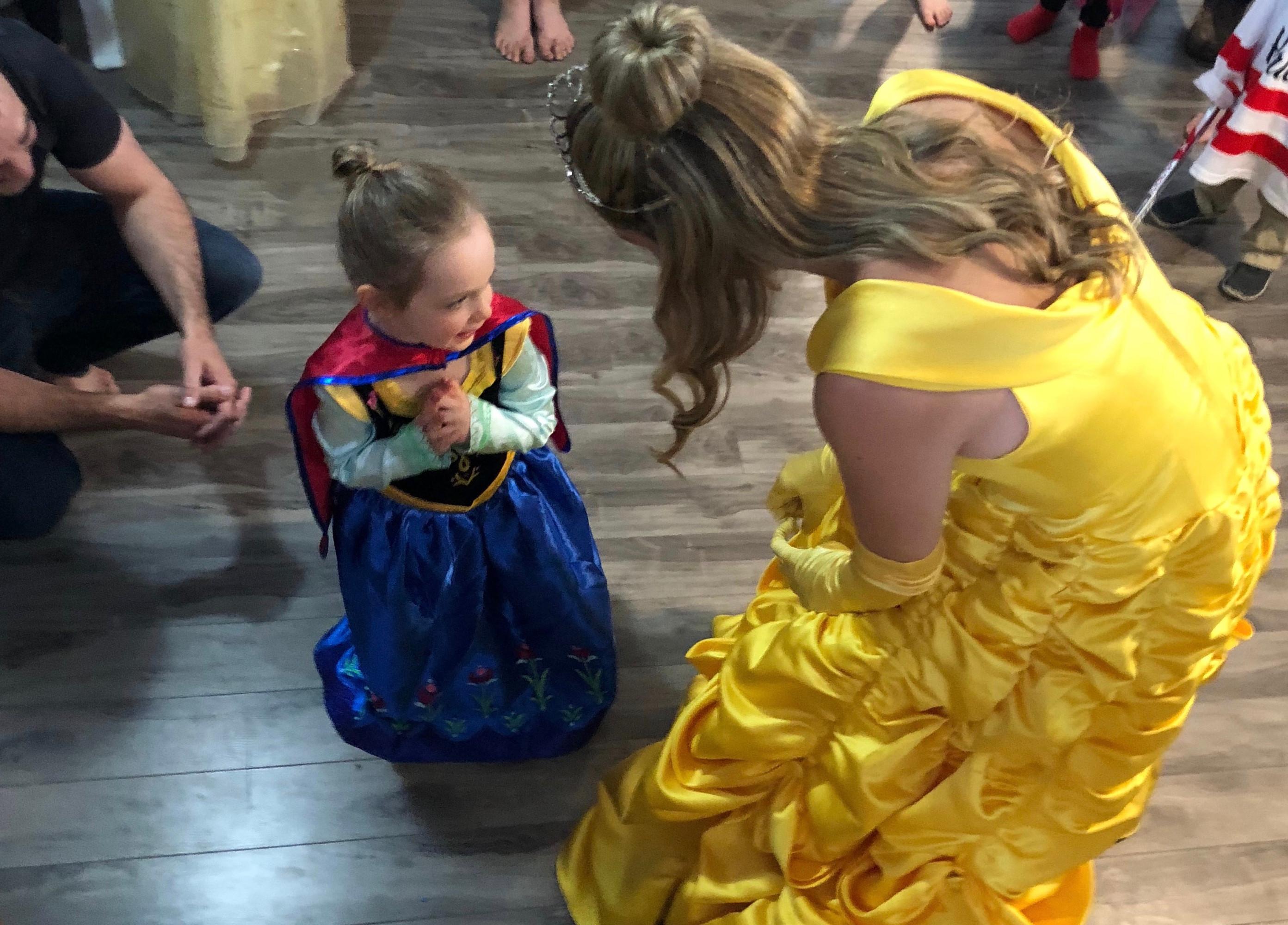 P2 Event Princess Party