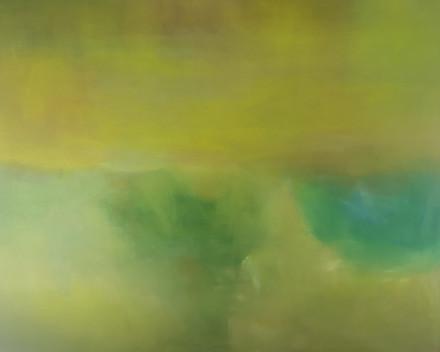 Emerald Valley, 2.0m x 1.7m, $7,000