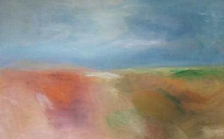 Landscapes, 1.75m x 1.06m, Sold