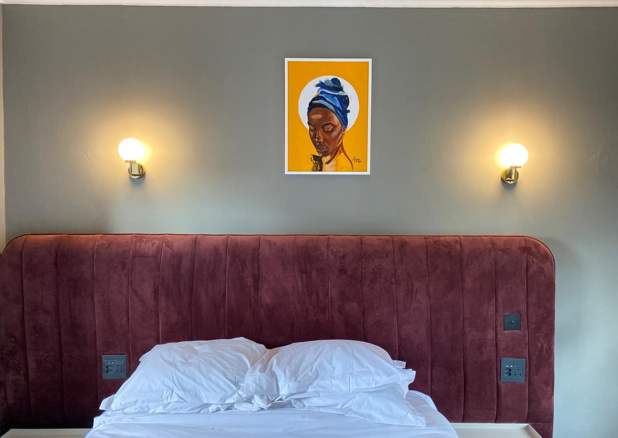 Kenyan Room