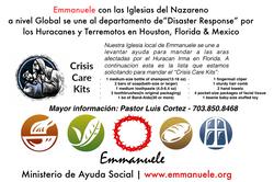 Crisis Care Kit
