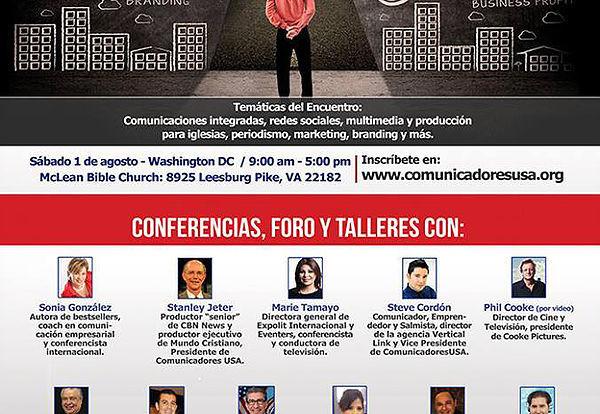 Conferencias de Comunicadores