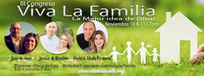 III Congreso VIVA LA FAMILIA