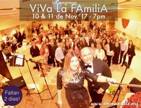 "Congreso ""Viva La Familia"""