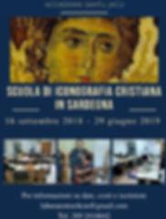 Accademia Santu Jacu corsi di iconografi