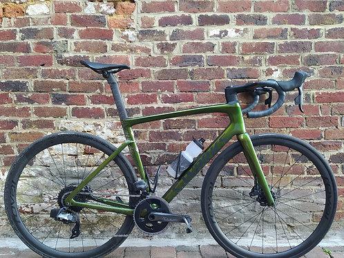 Vélo de course Specialized Tarmac SL7 S-Works 2021 - montage à la carte