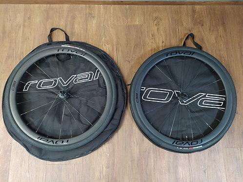 Paire de roues Roval C38