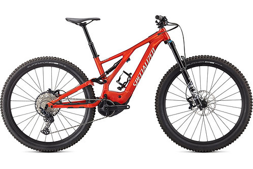 VTT électrique full-suspendu Specialized Turbo Levo Comp 2021 Redwood