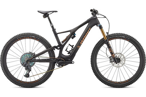 VTT électrique full-suspendu Specialized Turbo Levo SL S-Works 2021