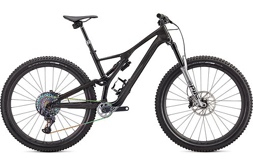 VTT full-suspendu Stumpjumper S-Works Sram AXS 2020