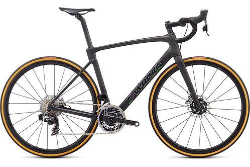 Vélo de course Specialized Roubaix S-Works SRAM Red eTAP AXS 2020