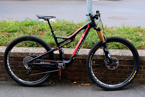 Vélo VTT/Enduro Specialized Stumpjumper S-Works FSR 29 2014