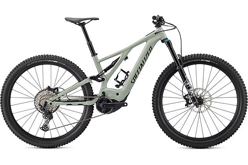 VTT électrique full-suspendu Specialized Turbo Levo Comp 2021 Oak Green