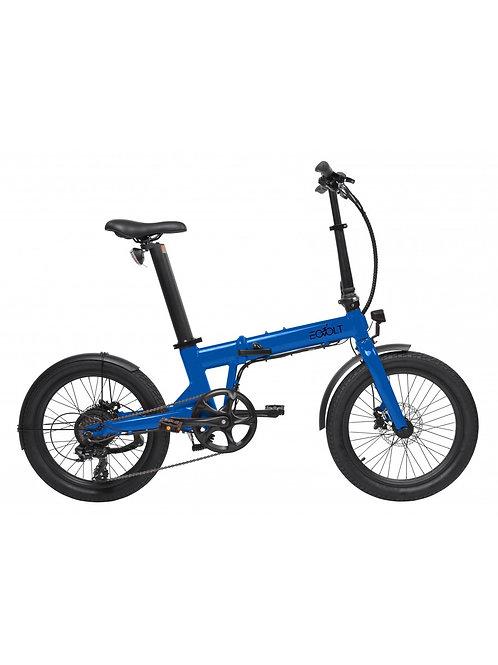 Eovolt, vélo électrique pliable 500wh de batterie !