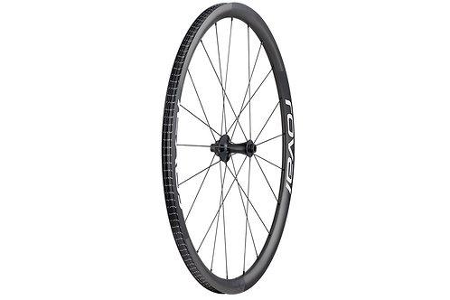 Paire de roues Roval Alpinist CLX Satin Carbon/White