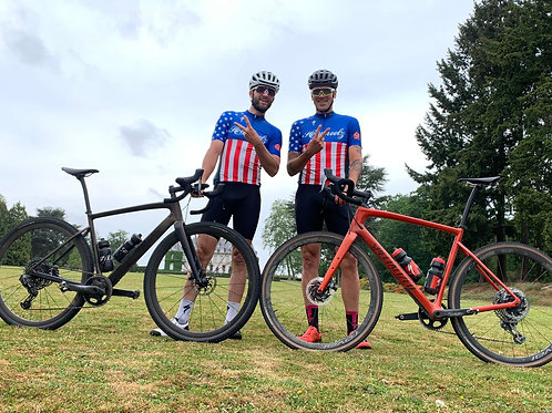 Maillot Specialized SL Air Custom Hot Wheelz USA