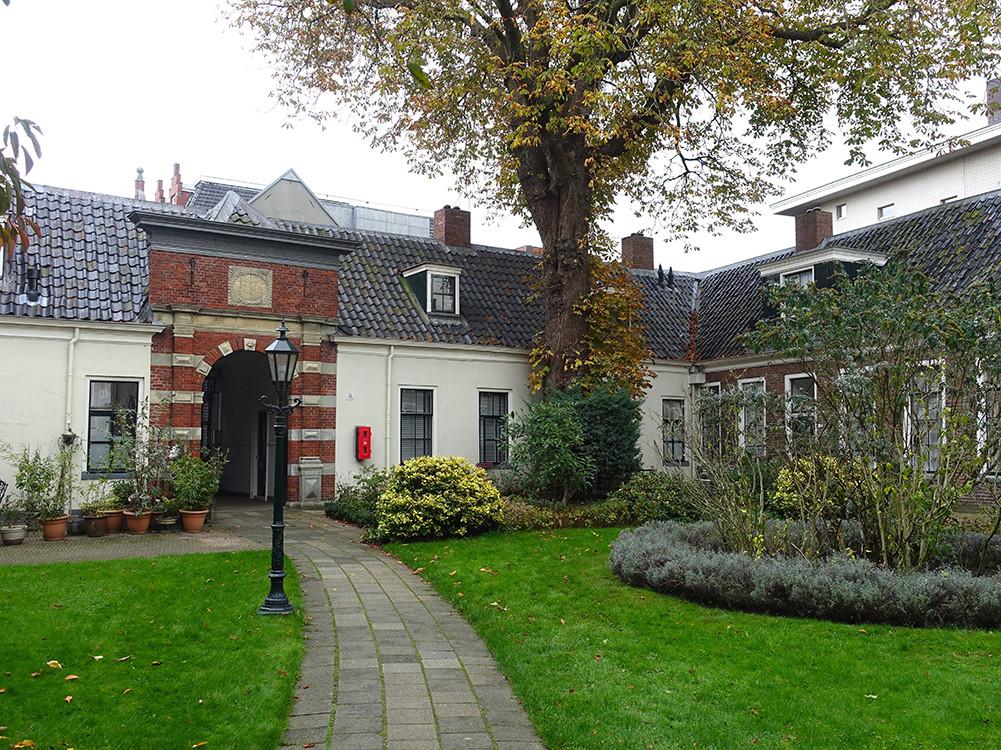 1.Groningen Heiligen Geest Gasthuis  Pel