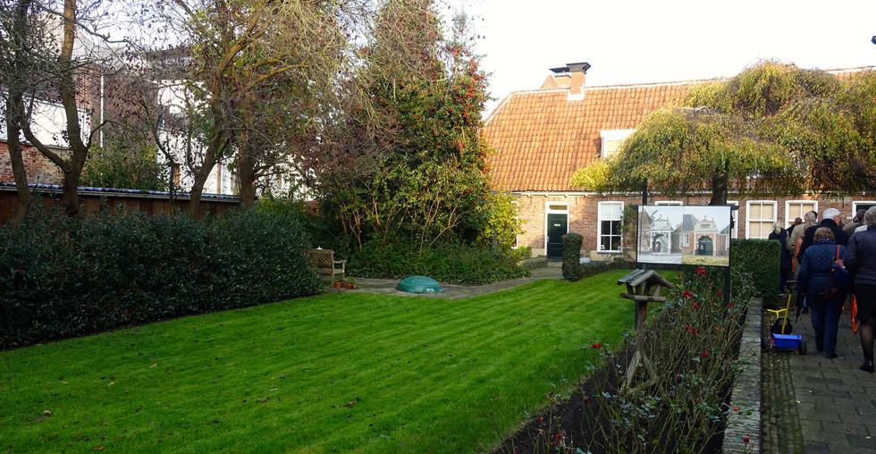 Groningen Sint Anthony Gasthuis Koornbra