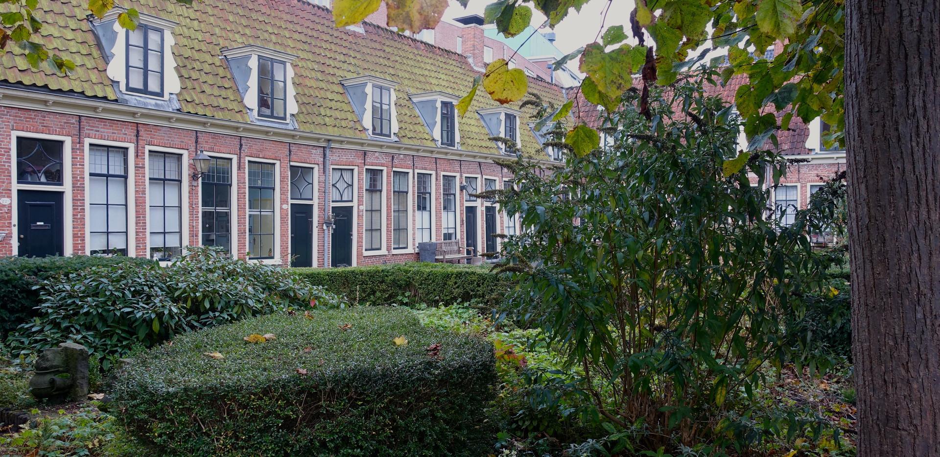 Groningen St. Geertruidsgasthuis Peperst