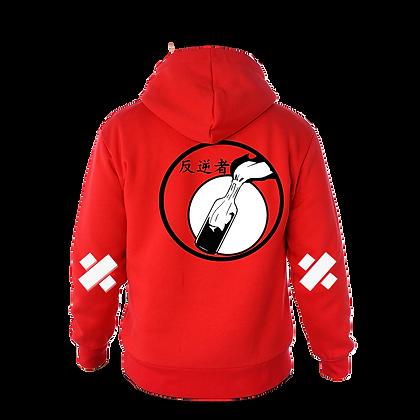 Molotov Rebellion Hoodie (Red)