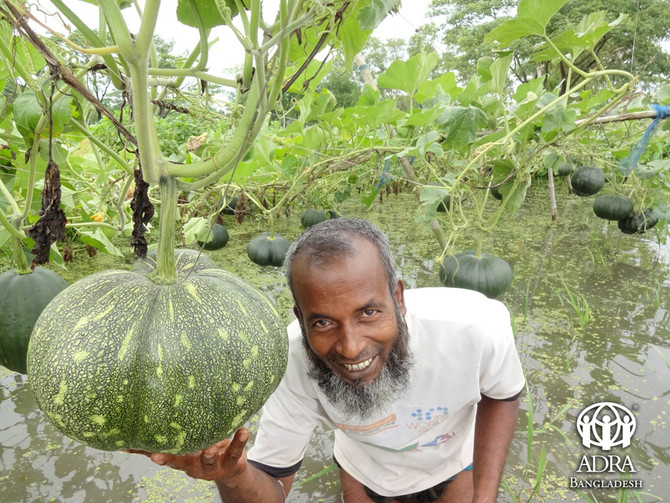 Bringing Hope through Farming