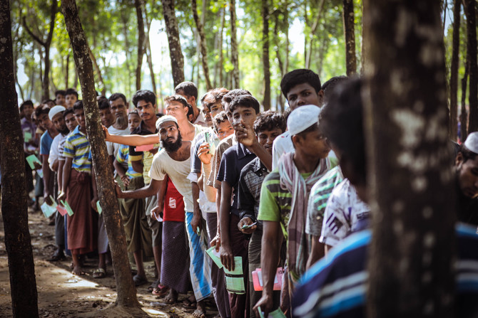 Canada Announces Aid for Rohingya Refugees and Host communities.
