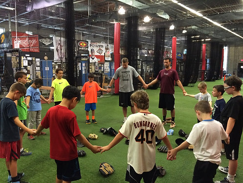 Vacation Sports Bible Camp