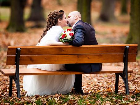 Comment réussir son mariage en automne ?