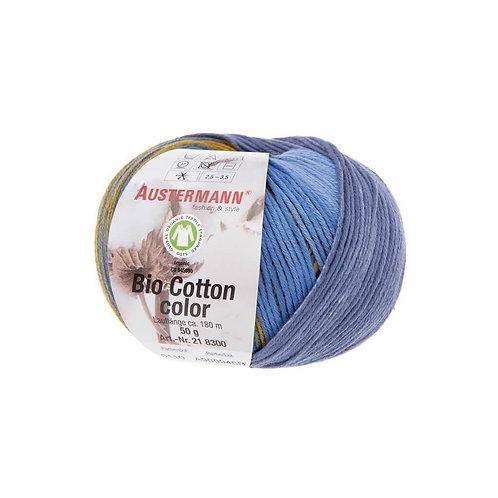 Austermann Bio Cotton Color 110 Saphir